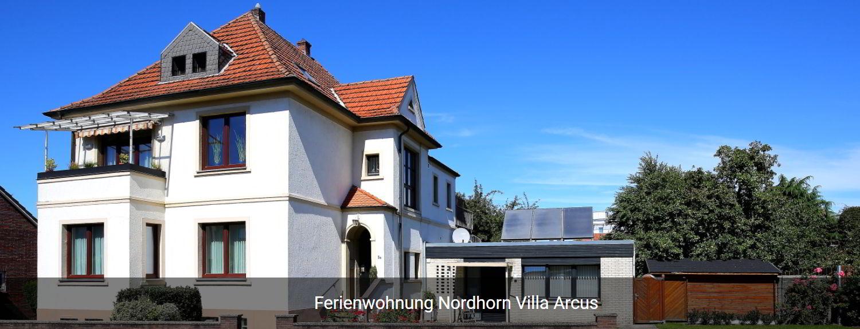 Ferienwohnung in Nordhorn in der Villa Arcus